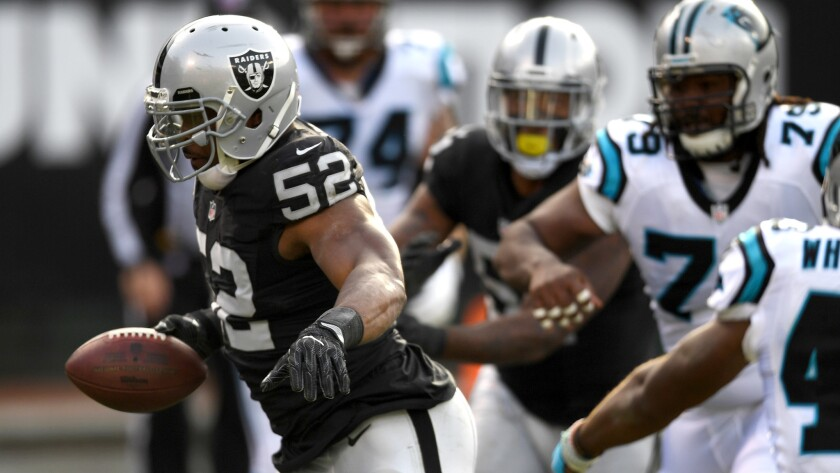 AFC West: Oakland Raiders