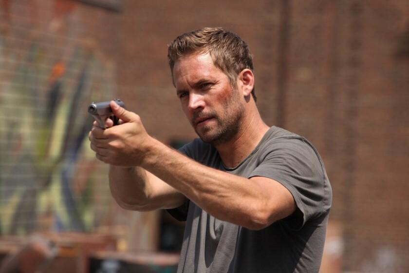 """Paul Walker in """"Brick Mansions"""""""