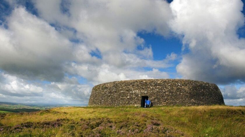 Exploring the upper reaches of the Emerald Isle is the gist of the Magnetic North Adventure Tour offered by Vagabond Tours of Ireland.