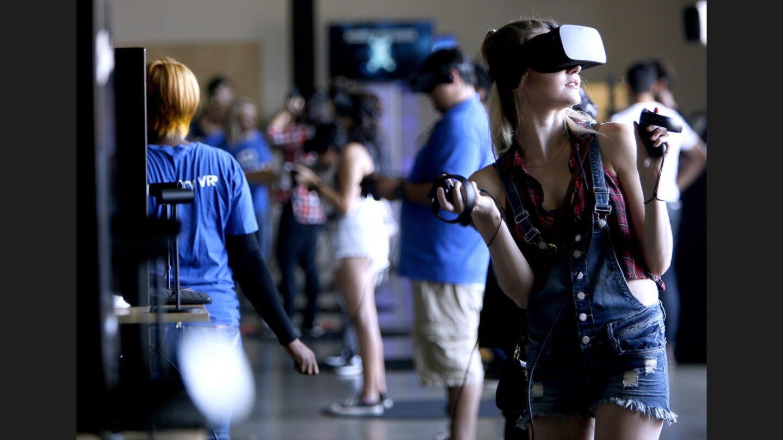 Photo Gallery: iBuyPower Gamefest, at the Orange County Fair