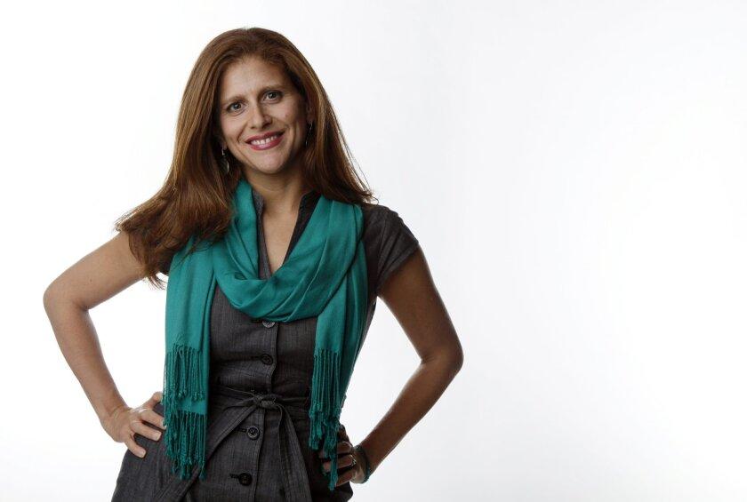 Naomi Rabkin of the Leichtag Foundation