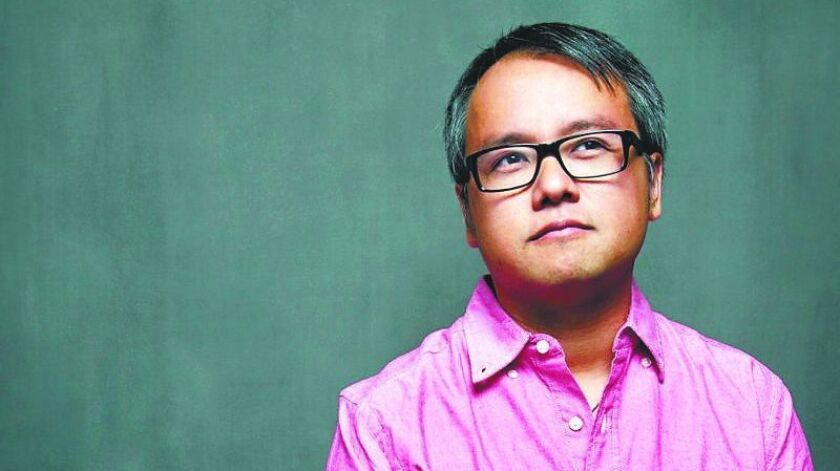 Qui Nguyen wrote <em>Vietgone</em> to tell the story of his parents' meeting at a Vietnamese refugee