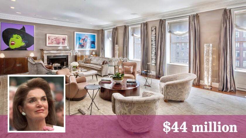 Hot Property:  Jacqueline Kennedy Onassis
