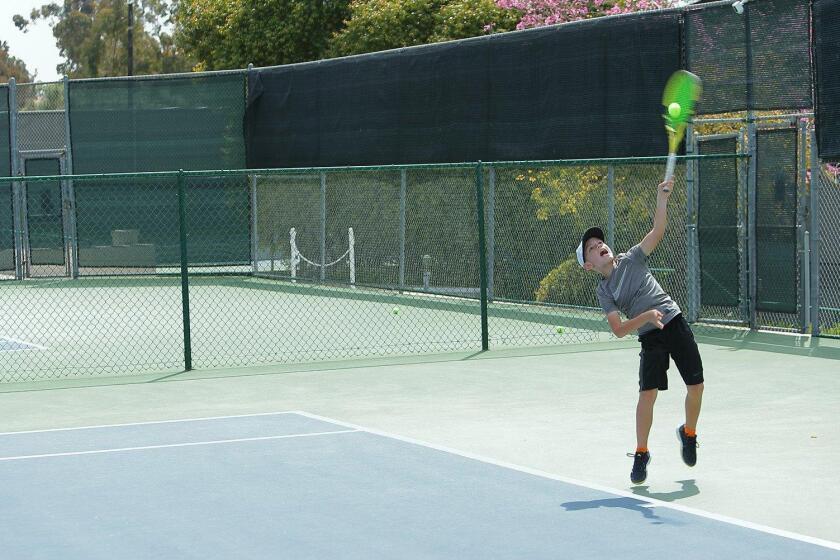 RSF Tennis Club Family Tournament