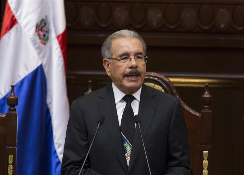 El presidente dominicano felicita a López Obrador por el triunfo en México