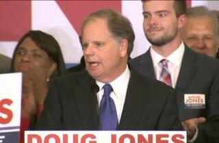 Doug Jones victory speech