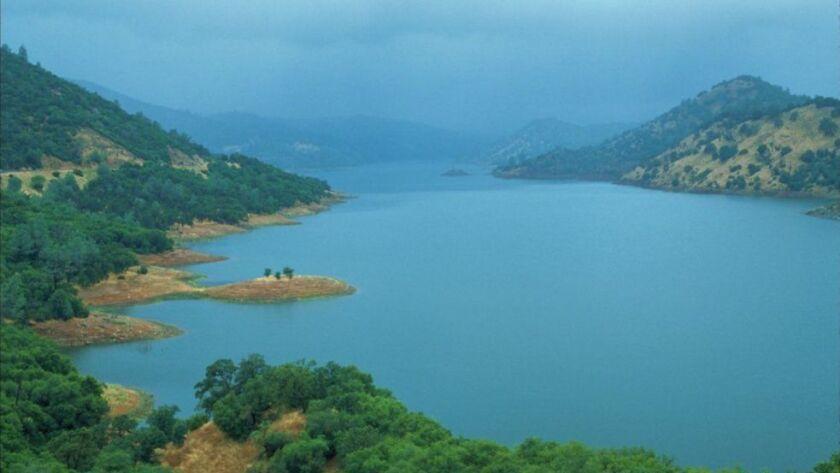 New Don Pedro Reservoir