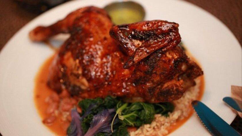 Chef Isabel Cruz's Barrio Star cuisine
