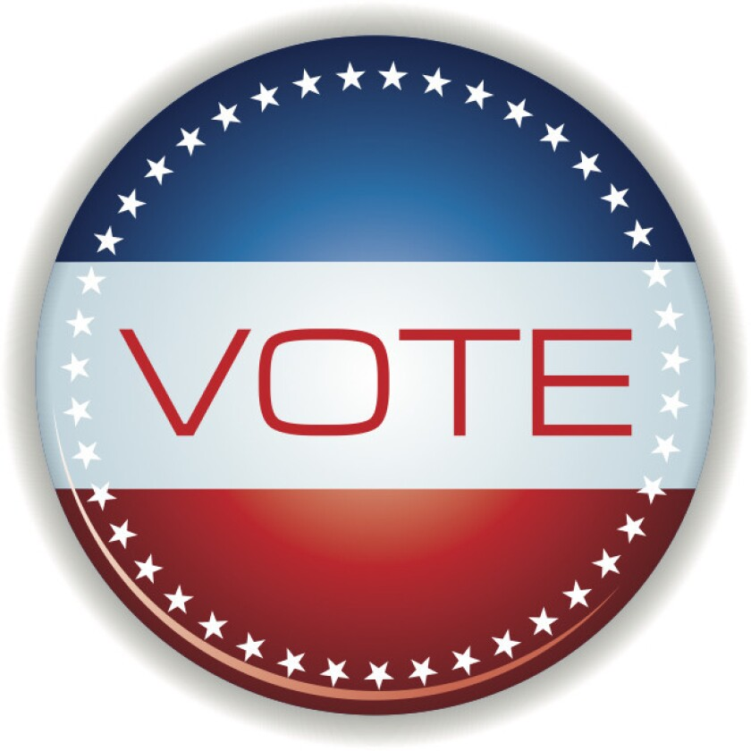 Do not forget to vote Nov. 8, 2016
