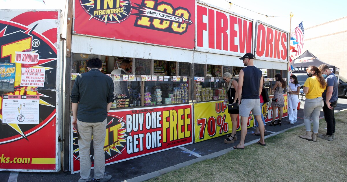 City officials encourage Orange County residents to enjoy Fourth of July at home