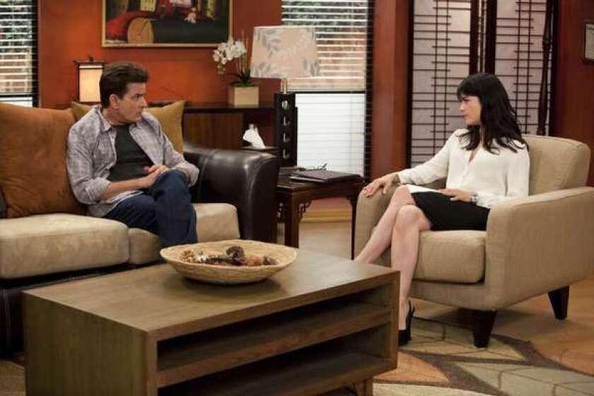 Fox TV stations buy reruns of Charlie Sheen's 'Anger Management'