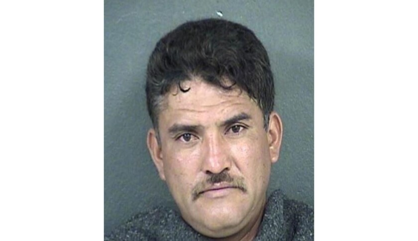 Pablo Serrano in a photo provided by the Kansas City (Kan.) Police Department