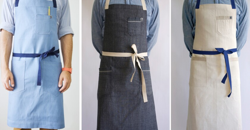 All About Denim style apron