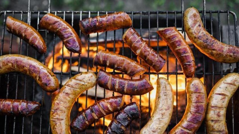 Calling all sausage lovers. Work up an appetite and head downtown on Sunday to enjoy exclusive house-made sausages from S&M Sausage & Meat and Mastiff Sausage Co. If you're feeling competitive, there will be a sausage eating contest where the winner will walk away with a year of free sausage from S&M. If you're feeling crafty, for $15, you can participate in a sauerkraut or pickling class. Feel free to bring Fido along to this dog-friendly event. - Leslie Hackett, DSD 1 to 4 p.m. Sunday. Quartyard, 1102 Market St., East Village. Free to attend, additional cost for certain activities. All ages. quartyardsd.com