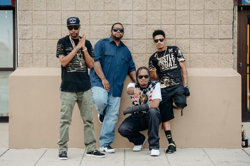 A photo of Bone Thugs-n-Harmony