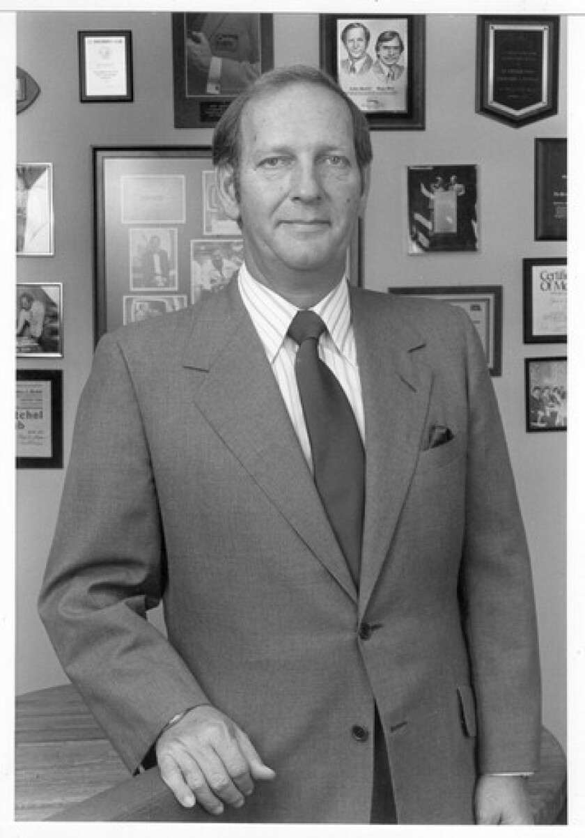 The firm that Arthur Bartlett started with Marshall Fisher in Santa Ana in 1971,Century 21, is now a global company with 7,700 independently owned offices in 67 countries and territories.