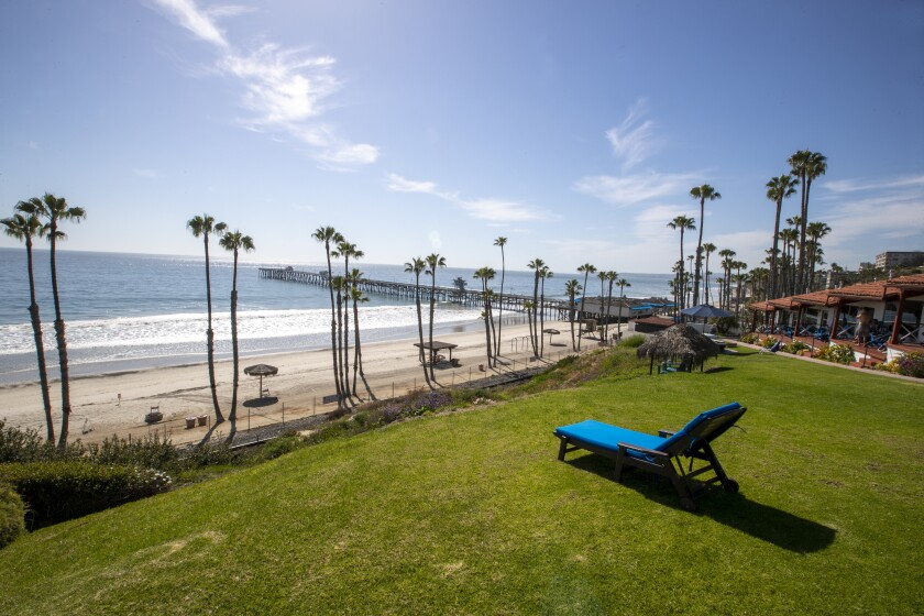 "Officials in San Clemente voted Tuesday to allow ""active recreation"" at city beaches."