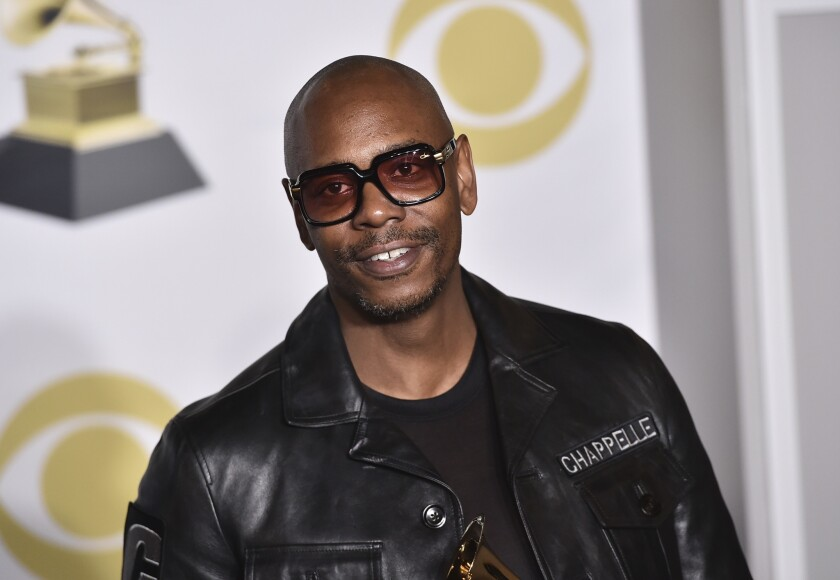 Comedian Dave Chappelle hosted a concert in Dayton, Ohio, on Sunday to honor the victims of the Aug. 4 mass shooting.