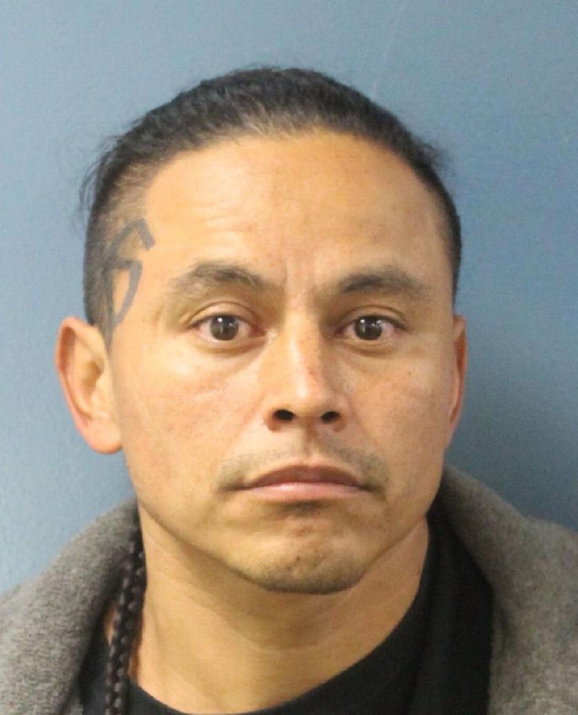 Larry Zamora, 37.