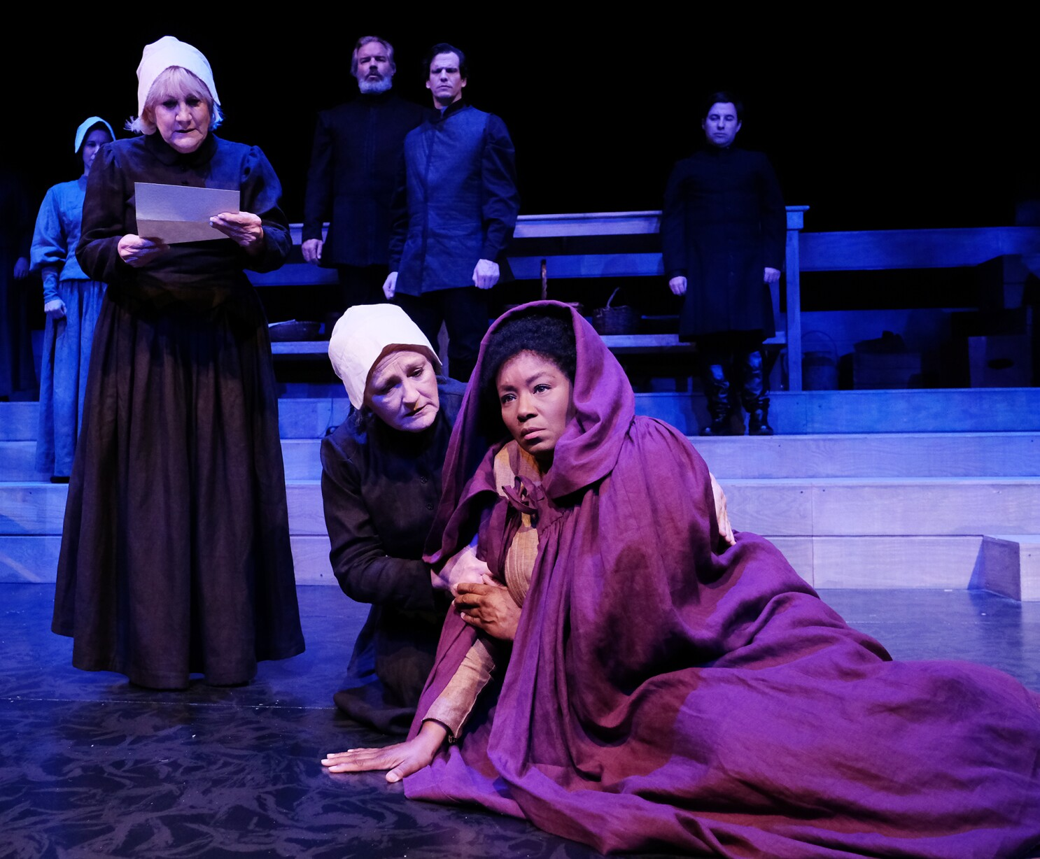 Review: 'Babette's Feast' a warmhearted exploration of the spiritual and the sensual at Lamb's Players