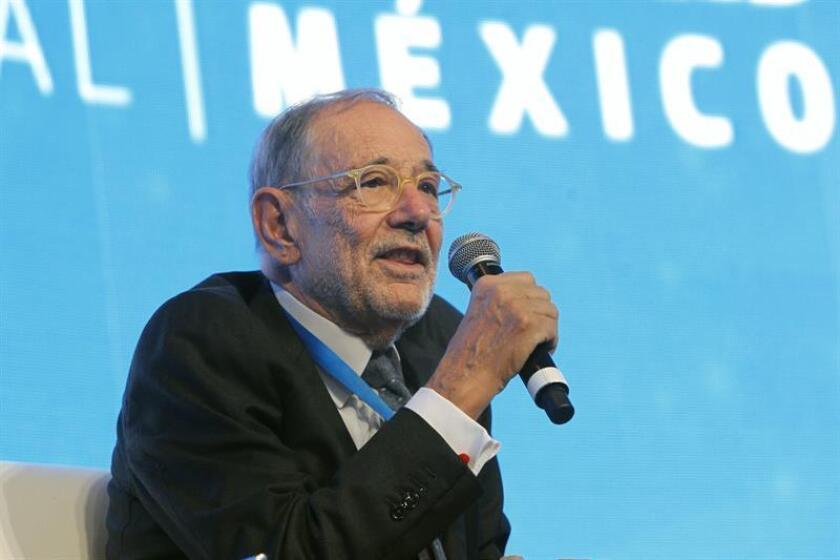 Javier Solana alerta en México sobre riesgos de la democracia plebiscitaria