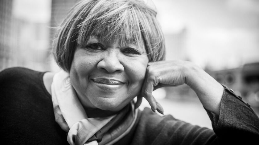 Soundtrack to the Civil Rights era Mavis Staples is an American treasure, and her work with the Sta