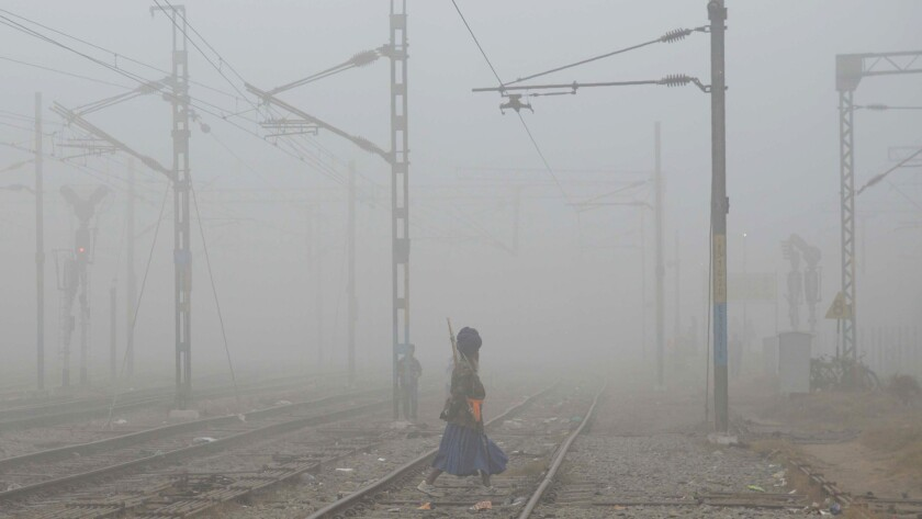 TOPSHOT-INDIA-POLLUTION