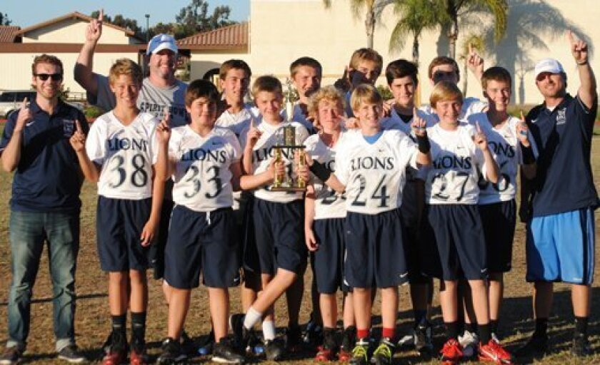 Repeat Champions! For the 2nd year in a row, the Horizon Prep Lions bring home the title of Spirit Bowl Champions! This is the 10th Annual Spirit Bowl, a fundraiser for Camp Julian Oaks.