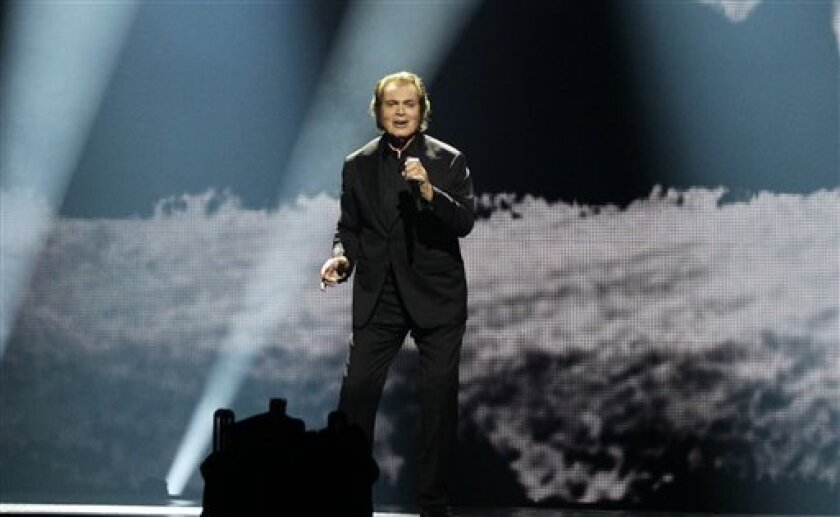 Eurovision Set For Battle Of The Oldies The San Diego Union Tribune