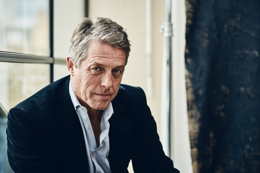 HBO's 'The Undoing': Hugh Grant on upsetting his romantic image - Los  Angeles Times