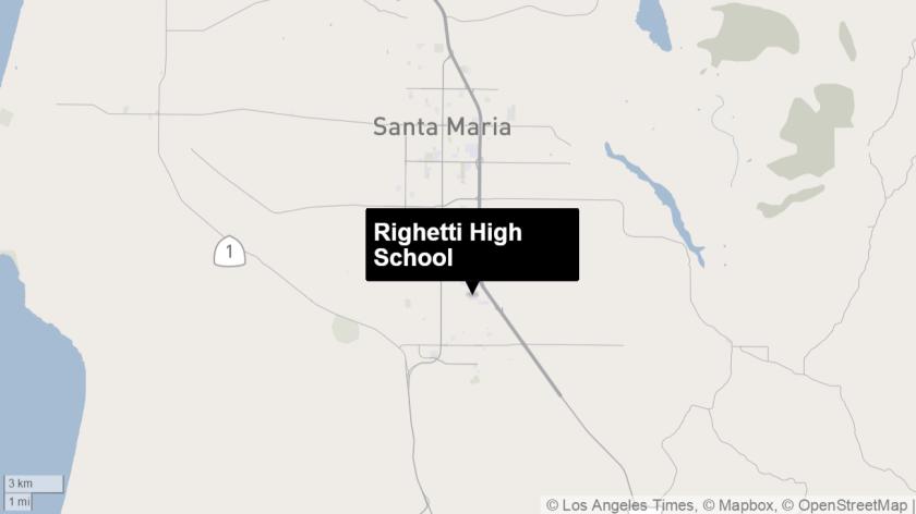 Righetti High School