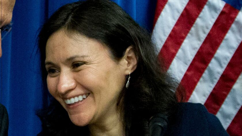 FCC Chairwoman Edith Ramirez