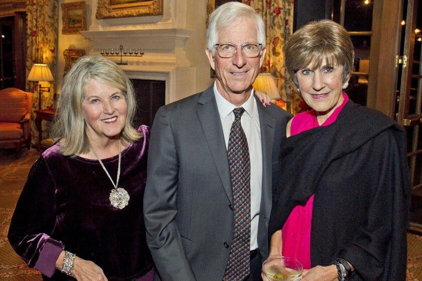 Sharrie Woods, Tom and Carol Goergen