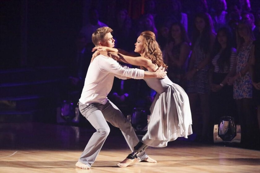 Derek Hough, Amy Purdy
