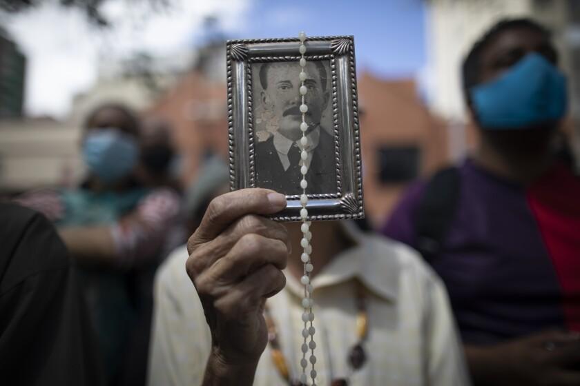 Un devoto del difunto Dr. José Gregorio Hernández
