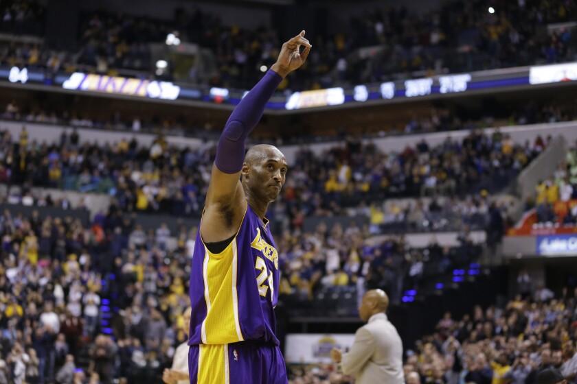 Kobe Bryant's latest farewell stop brings fond memories