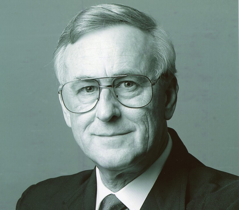 Larry Stammer, a career journalist, died Aug. 6.