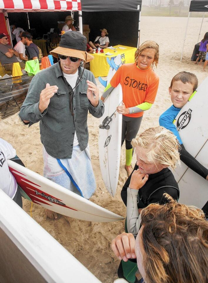 Photo Gallery: Stoke-O-Rama surfing competition in Huntington Beach