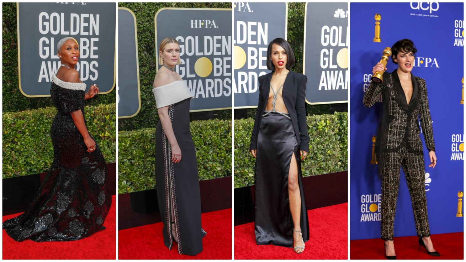 Our Favorite 2020 Golden Globes Fashion Trends Los Angeles