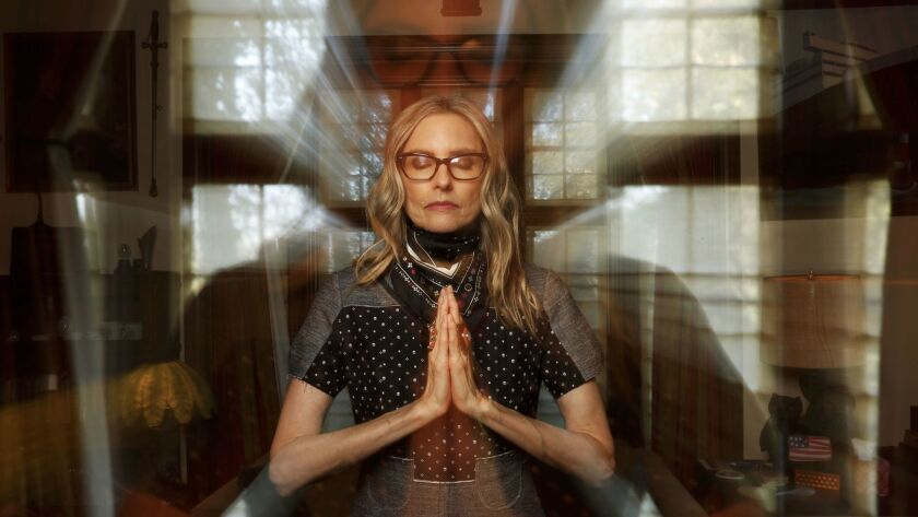 """The Los Angeles based Aimee Mann's forthcoming album is entitled, """"Mental Illness."""""""