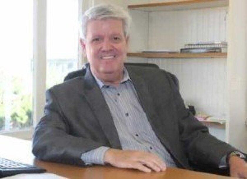 Heath Fox started his job as the La Jolla Historical Society's new executive director Sept. 4.