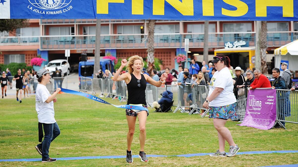 La Jolla Half Marathon and Shores 5k
