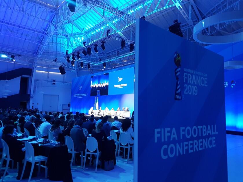 Conferencia de Futbol Femenino