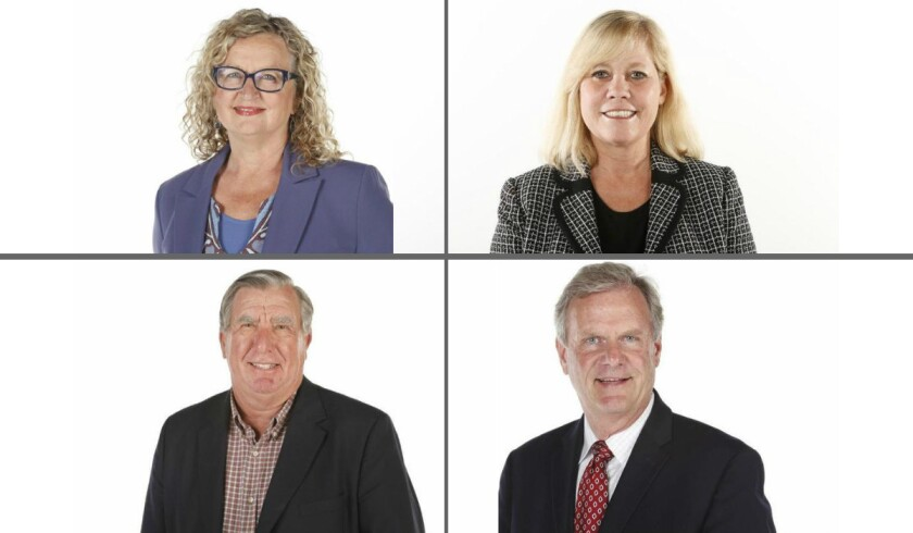 District 5 San Diego County Board of Supervisors candidates