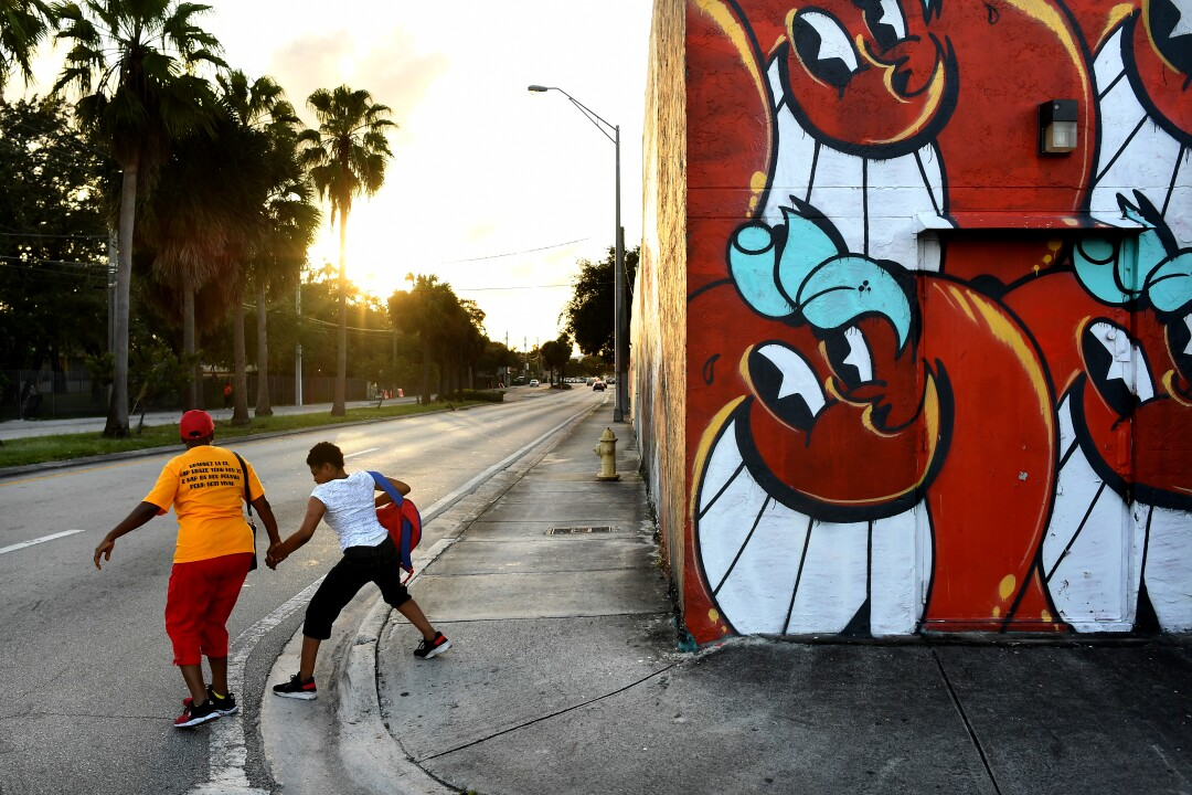 Miami's Little Haiti
