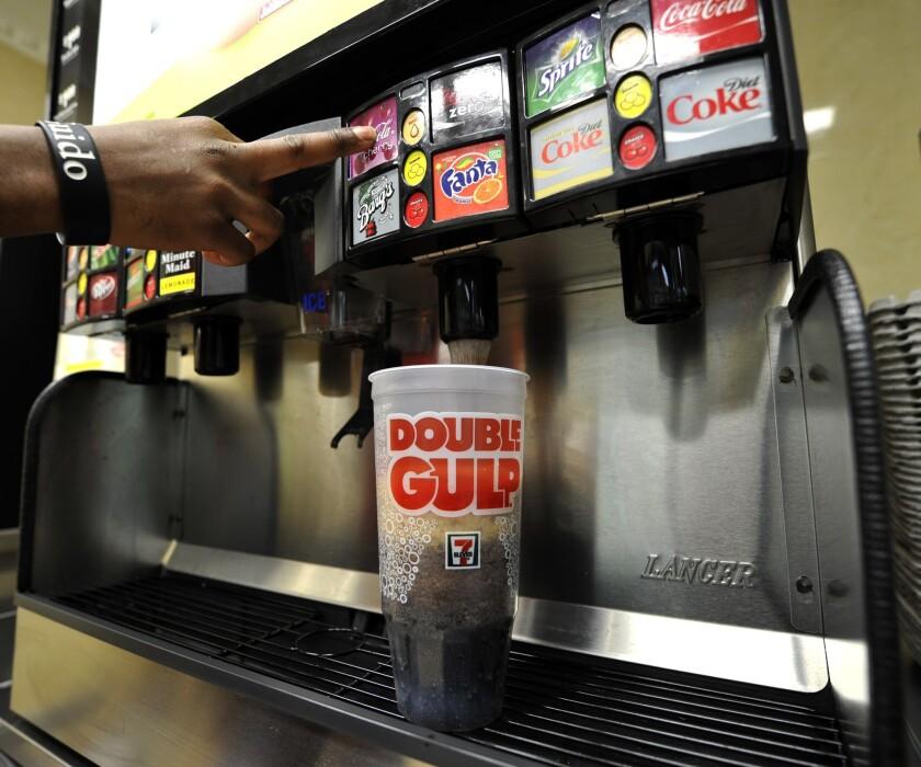 Judge halts large sugary drinks ban