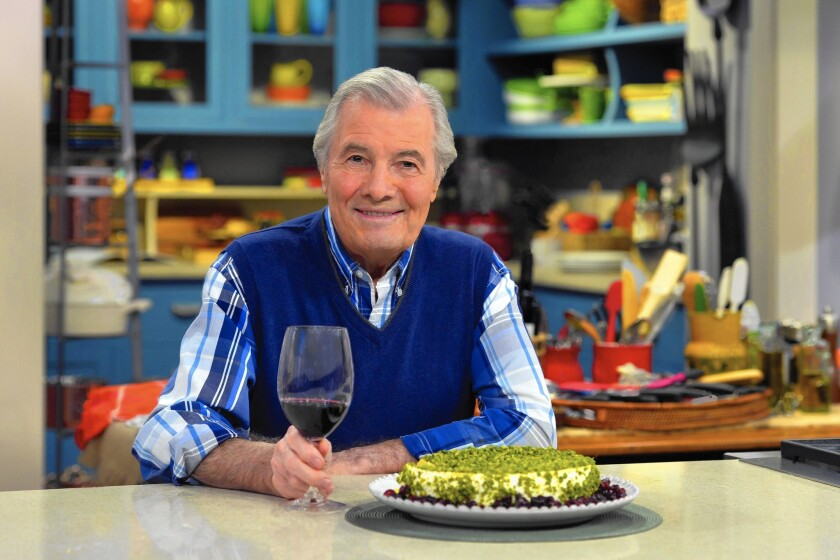 """Chef Jacques Pépin heads to the kitchen to offer more lessons in his new show """"Heart & Soul."""""""
