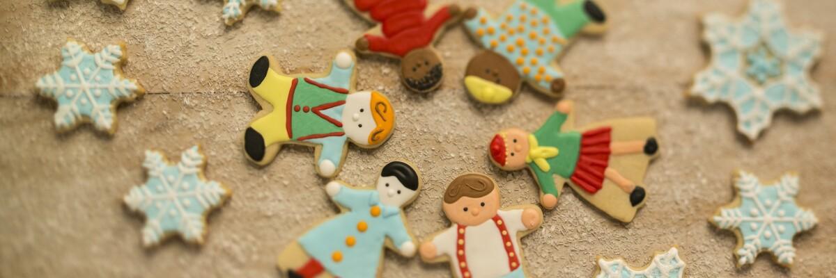 A baker's dozen: Holiday cookie recipes