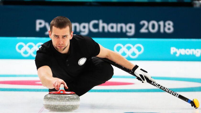 Curling - PyeongChang 2018 Olympic Games