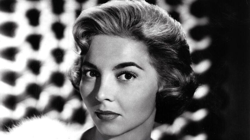 Beverly Garland in 1958.
